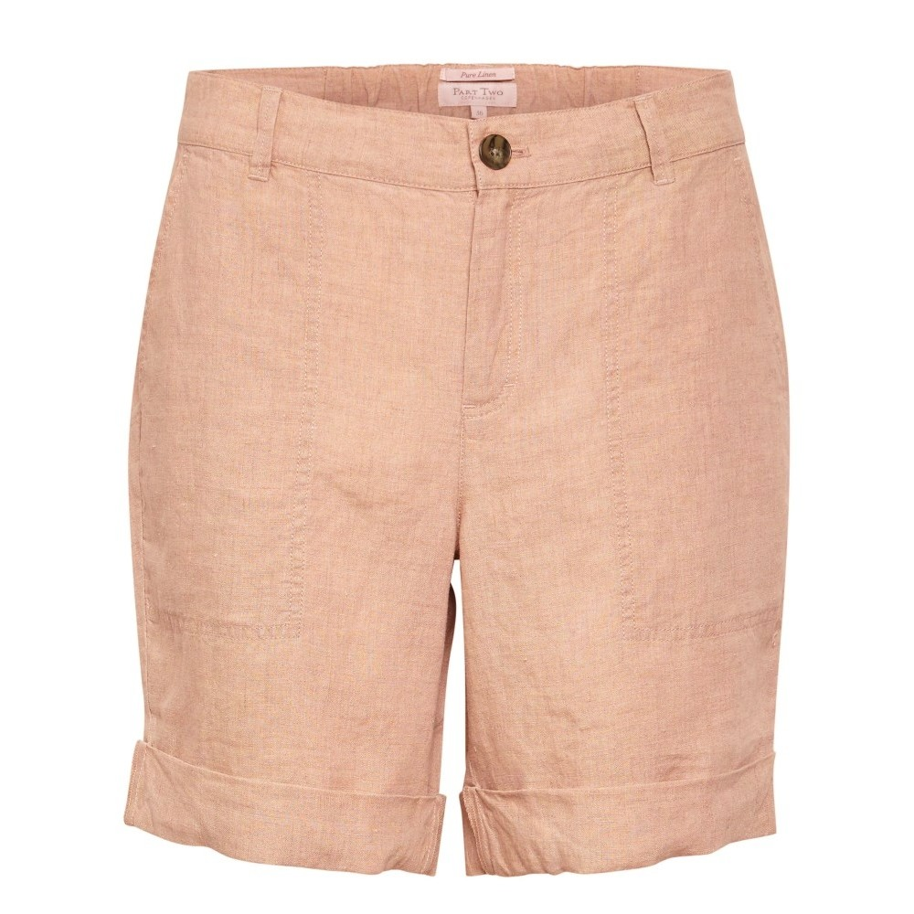 Part Two W Datine Shorts