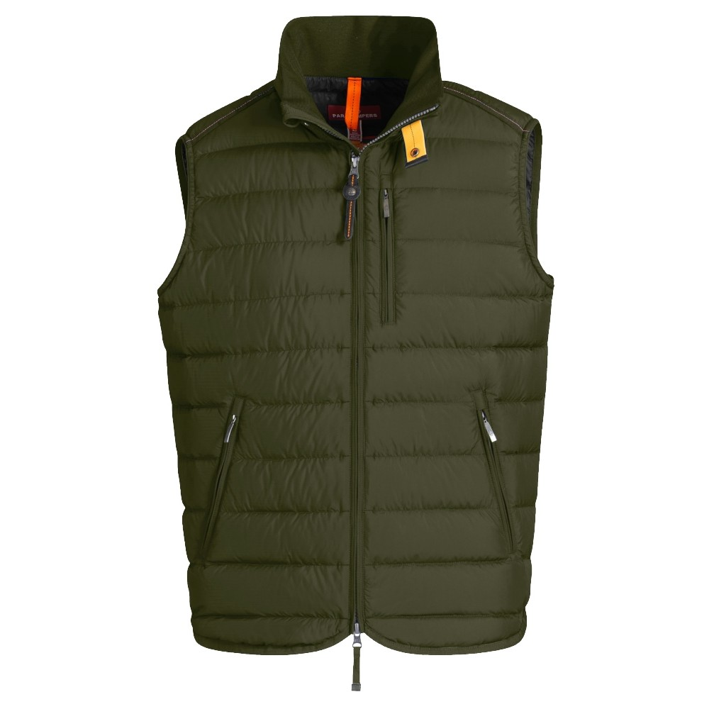 138-SL01 Parajumpers Super Lightweight Perfect Vest - 764-SYCAMORE