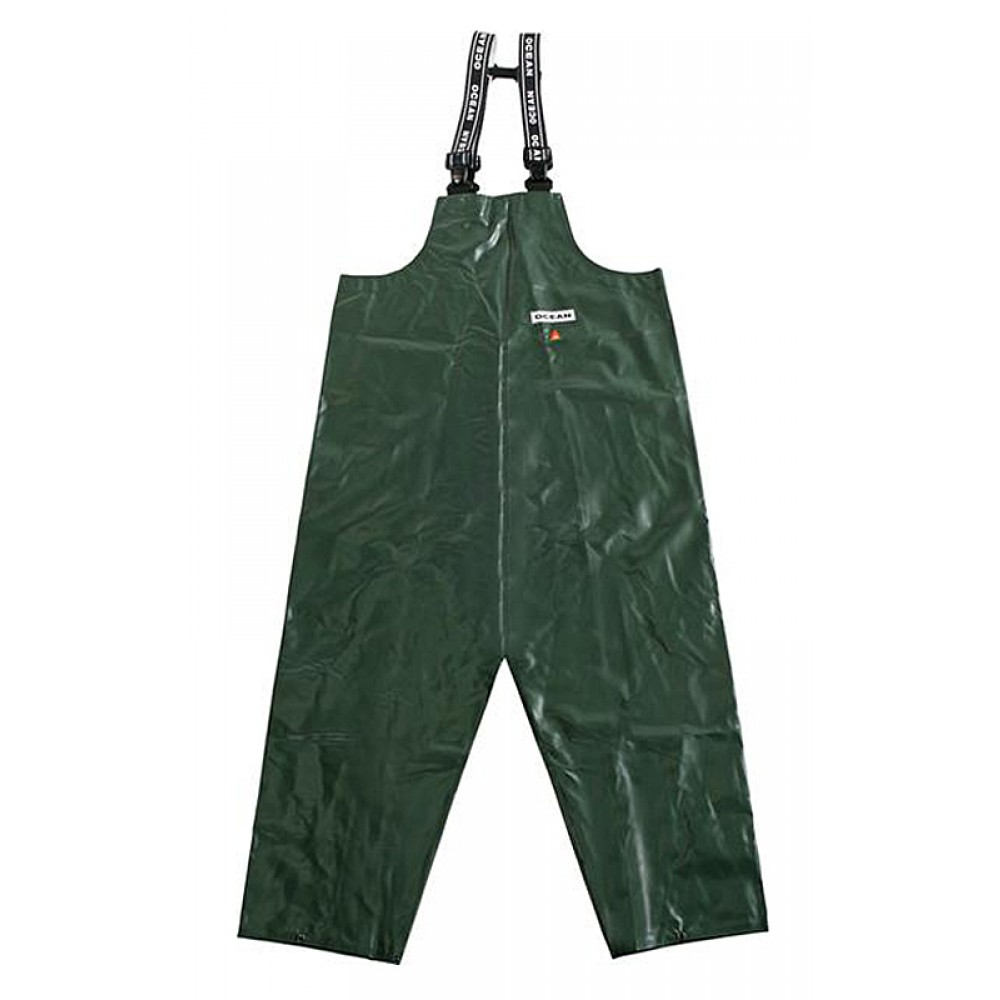 Ocean Overall, PVC - 2 Oliven