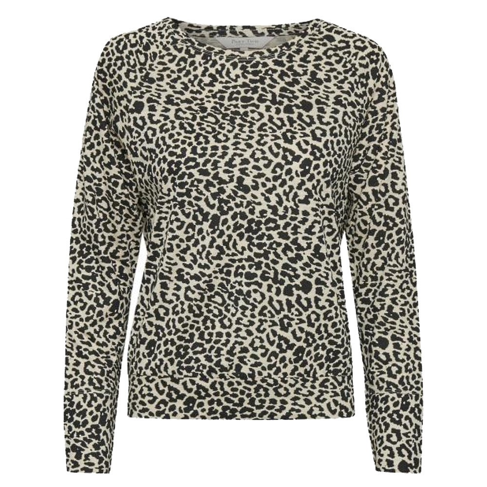 Part Two W Vicky T-shirt - LEOPARD