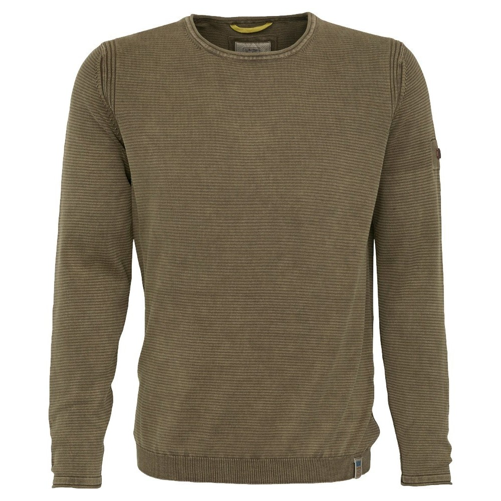 Camel Active M Crew Neck Pullover