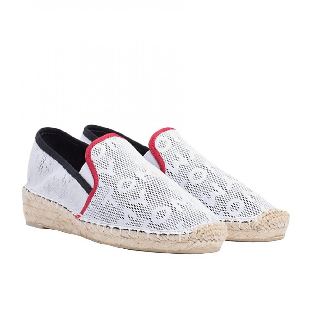 3792 Tommy Hilfiger W Sporty Espadrille - BRIGHT WHITE