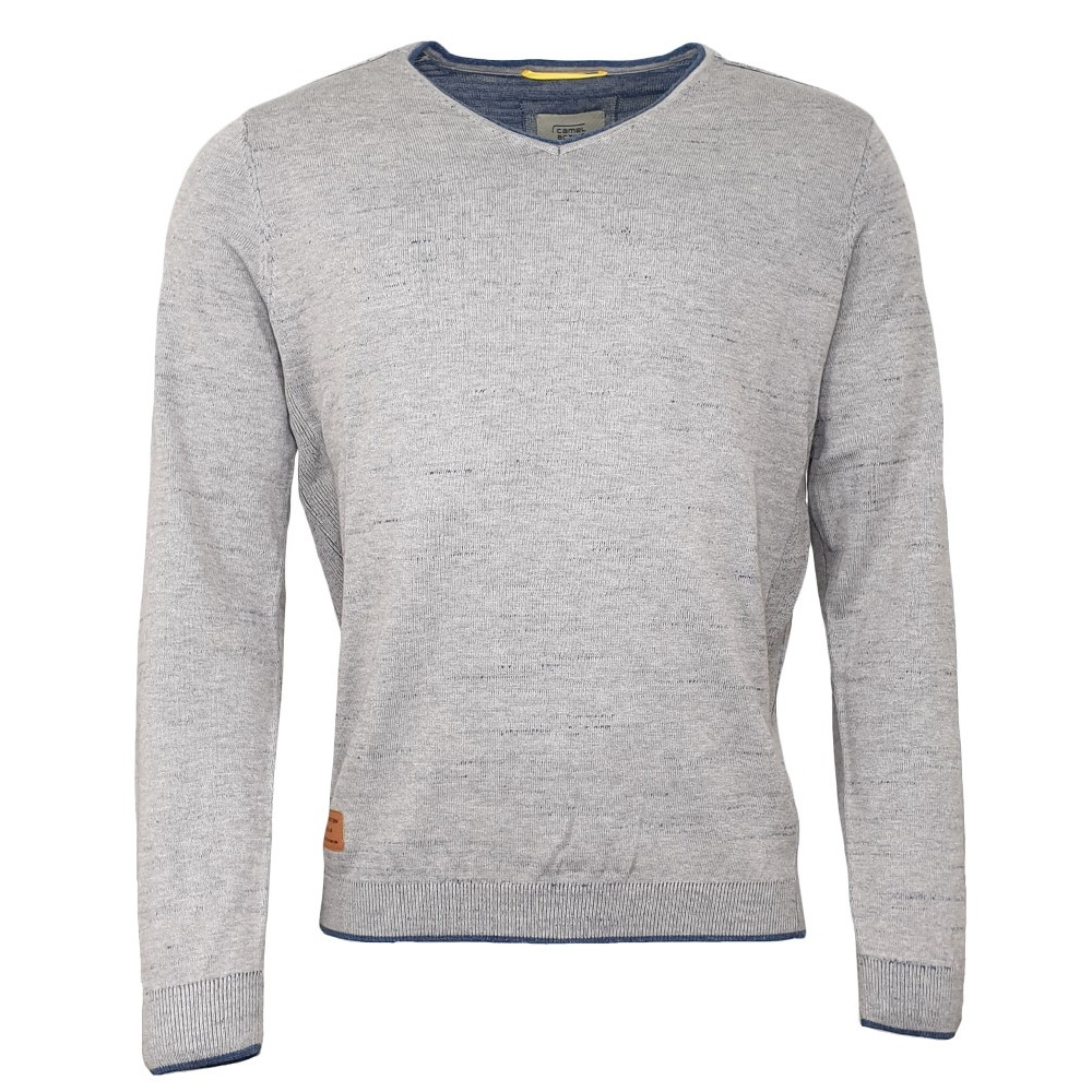 31.124025 Camel Active M Plated Pullover - MARINE CORE