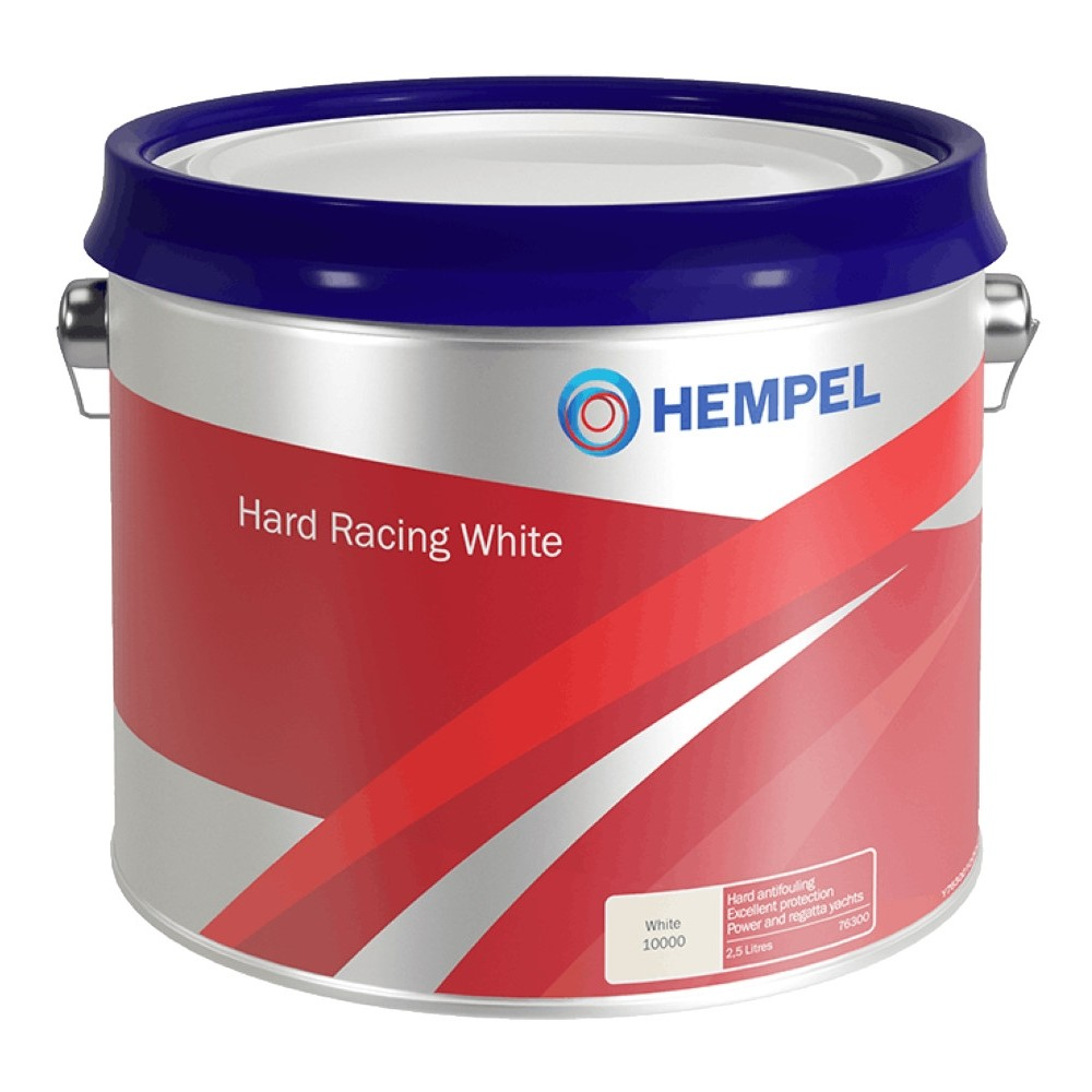 HEM 43114 Hempel Hard Racing White
