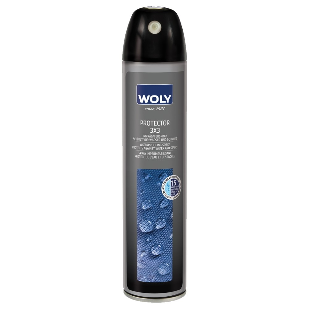 NON-WOLY3X3 Woly Protector 3x3 Imprægneringsspray
