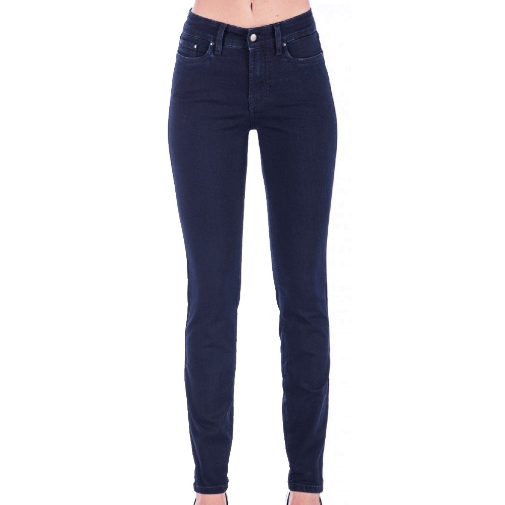 Jonny Q W Debbie Tech Stretch Jeans - DENIM BLUE