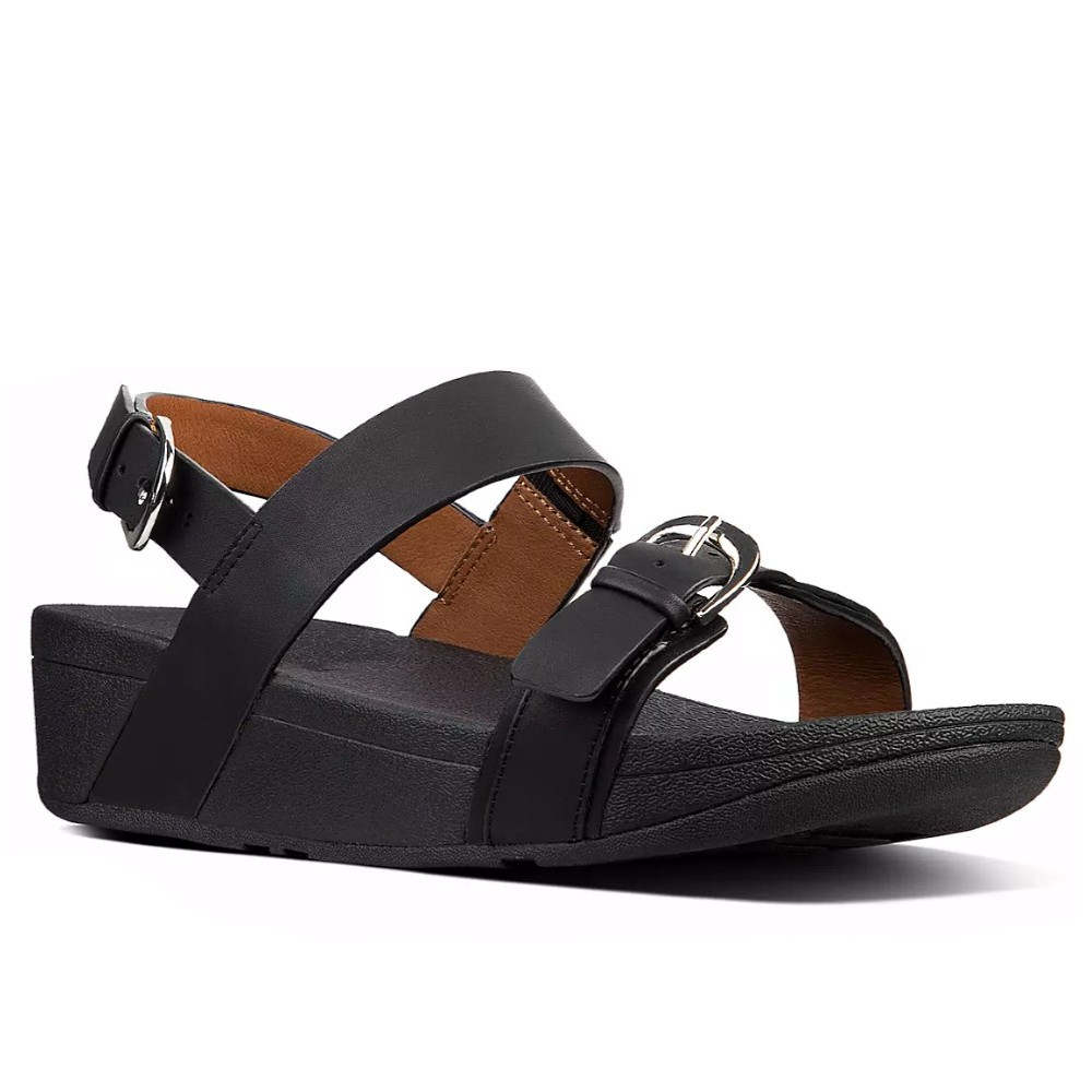 FitFlop W Edit Leather Back-Strap Sandal-31