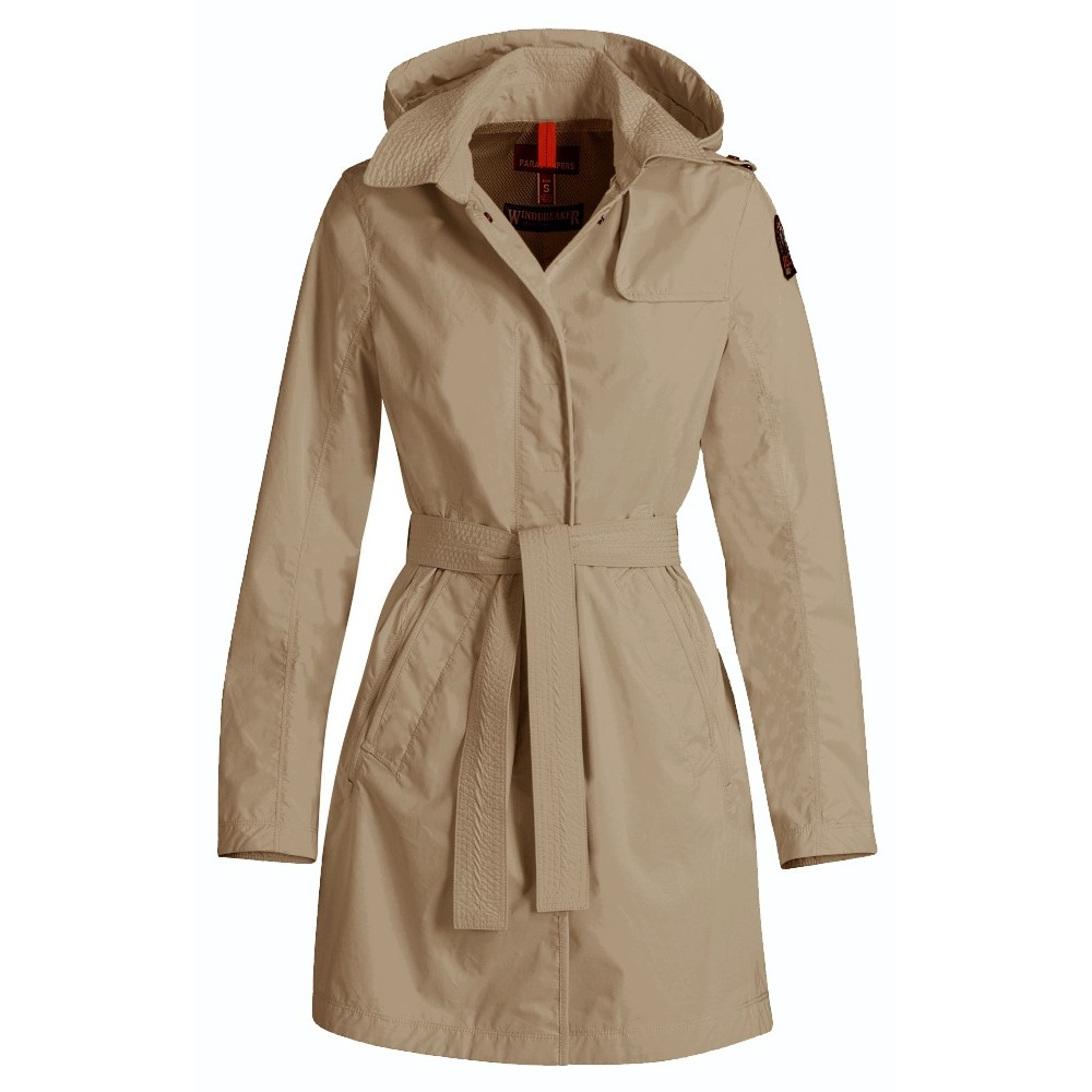 WI34 Parajumpers W Avery Frakke - 509 CAPPUCINO