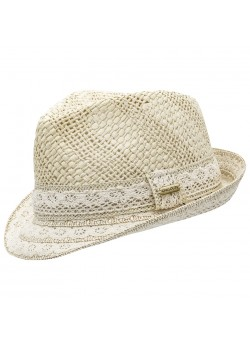 010036 Chillouts W Calais Hat - NATURAL