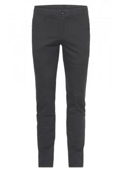 100082 Pre End Burgan Regular Chino Bukser - 9098-BLACK