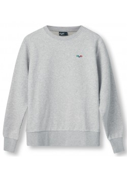 100769 H2O U Base Sweatshirt - 1020-LIGHT-GREY-MELANGE