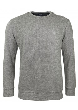 Pre End M Shrek Pullover - GREY MIX