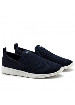 11712 HH M Ahiga Slip On Sneaker - 597-NAVY -01