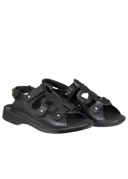 5883 Arcopedico W Nat 6 Sandal - BLACK