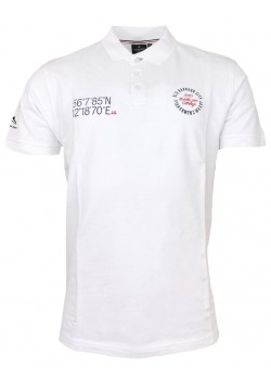 140-201223 Kopenhaken M City Polo - 0012 WHITE