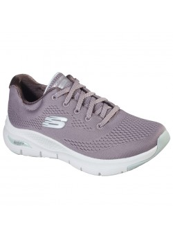 149057 Skechers W Arch Fit Sunny Outlook Sneaker LAVENDER