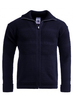 S.N.S. Herning U Fisherman Full Zip - NAVY