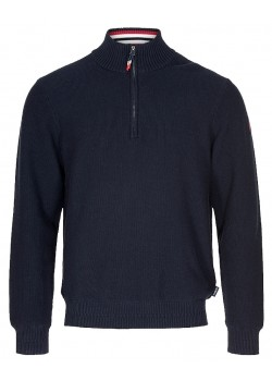 20-7-238 Sea Ranch M Mort Half Zip Windbreaker 4001-DARK-NAVY