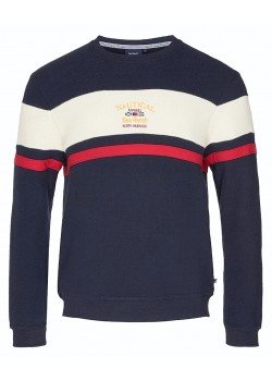 20-7-5015 Sea Ranch M Miki Sweatshirt - 4000-KW-NAVY