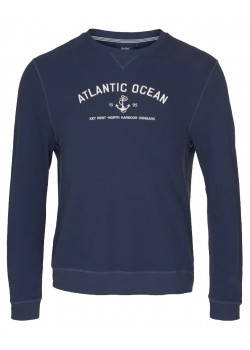 20-7-704 Sea Ranch M Johnson Pullover - 4000-KW-NAVY