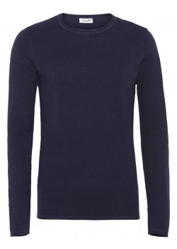 200143 Langdon Knit - 7050-DARK-NAVY