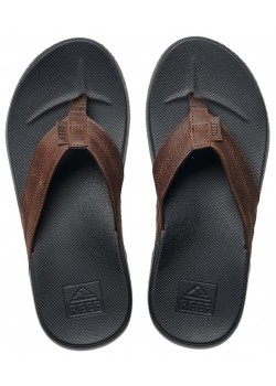 Reef M Cushion Bounce Phantom Le Sandal - BLACKBROWN