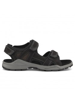20361 Cph Comfort M Colorado Sandal - BLACK