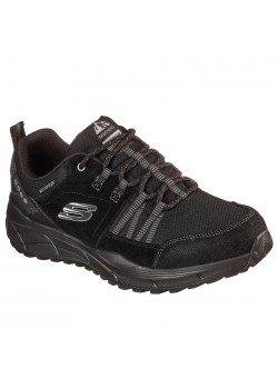 237179 Skechers M Equalizer 4.0 Trail Kandala Sko BLACK