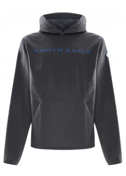 27M300 North Sails M Race Soft Shell Hoodie - PHANTOM