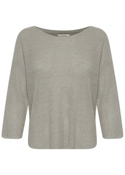 30305124 Part Two W Cetrona Pullover - FLINT GRAY