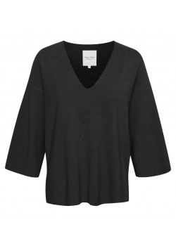 30306253 Part Two W Kenny Pullover - 194008-BLACK
