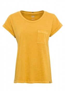 309635 Camel Active W 5T55 T-Shirt -5T55-64-YELLOW 01