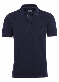 409460 Camel Active M Polo 9P00 T-Shirt - 47-NIGHT-BLUE