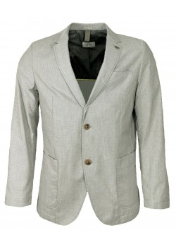 442910 Camel Active M 3+12 Blazer - 21-LIGHT-GREY