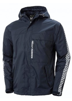 53422 Helly Hansen M Vector Packable Regnjakke - 597 NAVY