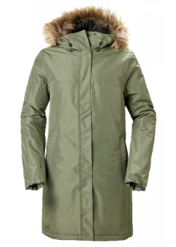 53504 Helly Hansen W Aden Winter Parka 421-LAV-GREEN
