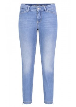 545290 MAC W Dream Chic Authentic Jeans - D288 LIGHT BLUE WASH