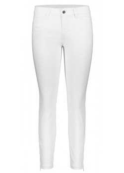 547190 MAC W Dream Chic Jeans - WHITE DEMIM