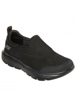 54730 Skechers M GOwalk Evolution Ultra Rapids Hyttesko - BLACK