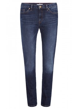 87624289 Tommy Hilfiger W Straight Rome Jeans - 420 ABSOLUTE BLUE
