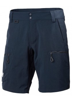 33937 - Helly Hansen M Crewline Cargo Shorts - 597-NAVY