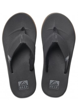A3KIH Reef M Fanning Low Sandal - BLACK