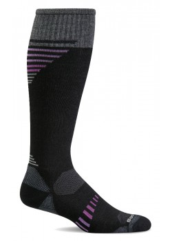 ct37w Sockwell W Ascend ll Knee High Strømper - BLACK