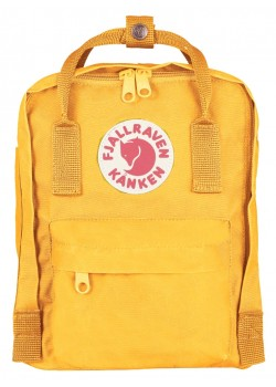 Fjällräven Kånken Mini Rygsæk 141-WARM-YELLOW