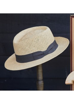 Hat of Cain M On The Tee Panamahat - STRAW