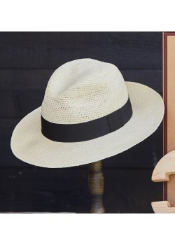 Hat of Cain M Voyager Panamahat - STRAW