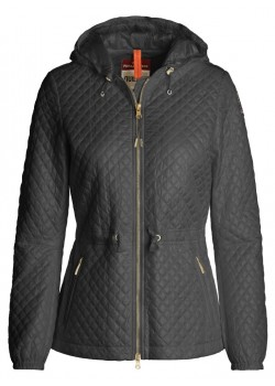 QU33 Parajumpers W Lilly Quilted Jakke - 710-PENCIL
