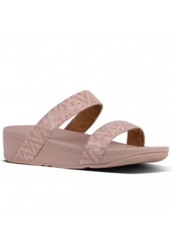 FitFlop W Lottie Chevron Slide Sandal-20