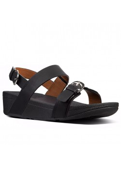 FitFlop W Edit Leather Back-Strap Sandal-20