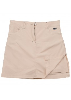 W3606 Sebago W Klassisk Skort - LIGHT BEIGE